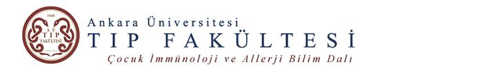 Çocuk İmmünoloji Allerji Bilim Dalı